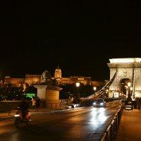 Ночной Будапешт. :: Vladimir