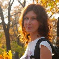 Рыжая осень :: Albina