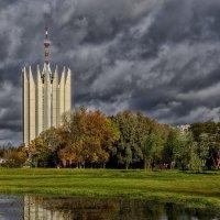 осень в городе :: ник. петрович земцов