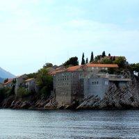 Остров Святого Стефана жемчужина Черногории. :: Иван