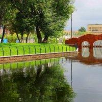 Городской парк :: Галина Стрельченя