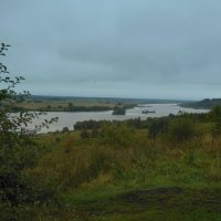 Река Ока :: Татьяна