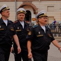 Бравые моряки :: Ирина Шурлапова