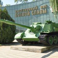Су 122-54 образца 54-го года :: Антон Бояркеев