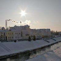 20 градусов мороза :: Александр Горбунов