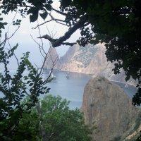 яшмовый пляж Севастополь :: Роза Бара