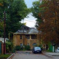 Вечер в переулке :: Константин Бобинский