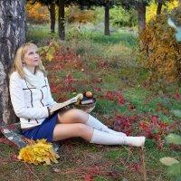 Осень - это пора,  Когда особенно хочется уюта и тепла... :: Райская птица Бородина