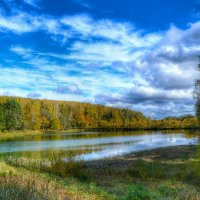 Осень на Смоленщине (8) :: Милешкин Владимир Алексеевич