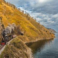 Ретро поезд :: Алексей Белик