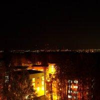 Ночная Пермь :: Елизавета Егорова