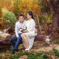 Свадьба Ивана и Ксении :: Андрей Молчанов