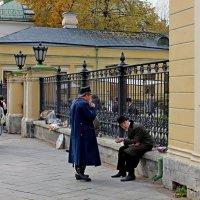 Снимается кино - 4. :: Владимир Безбородов