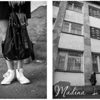 Фотопрогулка с Мадиной :: Светлана Голик