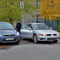 Во дворе :: Валерий Талашов