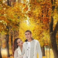 Золотая осень :: Olga Rosenberg