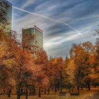 Осень пришла в Москву :: Александр Nik'Leme