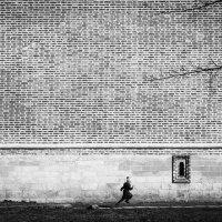 Человек в архетектуре :: Jhon Bashilone