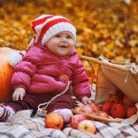 первая осень :: Алёна Горбылёва