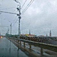 дождливая Рига :: Елена