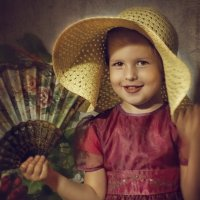 дама в шляпе :: Анна Скиргика