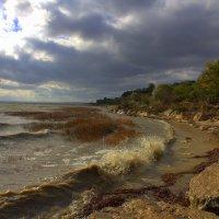 Октябрь на море :: оксана косатенко