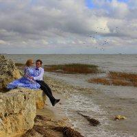 Любовь и море :: оксана косатенко