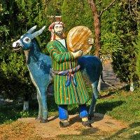 В парке Абдуллы Кадыри :: Светлана
