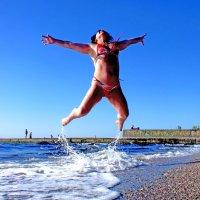 Когда меня любят-я умею летать! :: Сергей