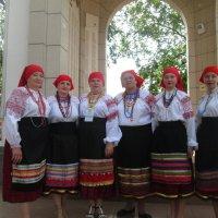 На областном фестивале в г.Новая Усмань :: Надежда Данилова