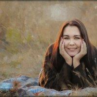 Девушка на природе :: Марина Влади-на
