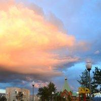 Вечер с дождём :: Ольга
