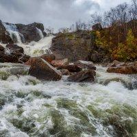 Водопад на Юринги :: Владимир Колесников