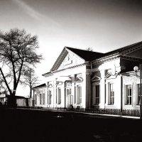 Солнечный вокзал. :: Андрий Майковский