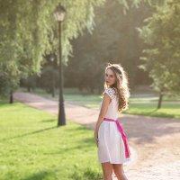 В парке :: Елена Ельцова