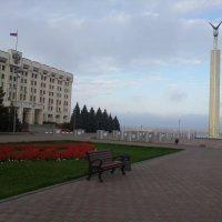 Белый дом Самара :: Мария Владимирова