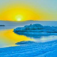 У самого Мертвого моря :: Cтанислав Сас
