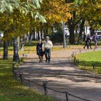осень :: Александр Кузин