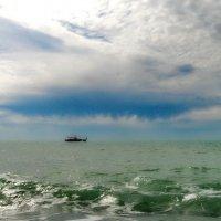 Небесная акула :: Мария Богуславская