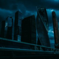 Москва-Сити :: Roman Pautov