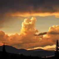 Вечерняя облачность :: Сергей Чиняев