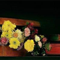 Цветы запоздалые.... :: Валерия  Полещикова