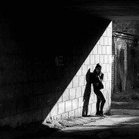 черно-белое кино... :: Олеся