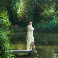 у озера :: Anna Dontsova