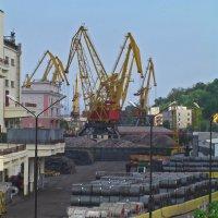 Одесса, порт. :: Сергей