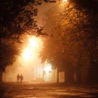 Люди в Тумане :: Abdulaziz Mirzaakhmedov