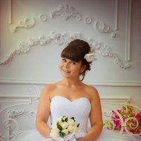 Потрет невесты :: Мария Бизунова
