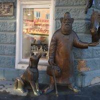 Памятники Екатеринбурга :: Savayr