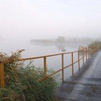 Там, за туманом... :: Сергей Махонин