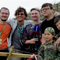 ... работники местного ГТРК ... :: Дмитрий Иншин